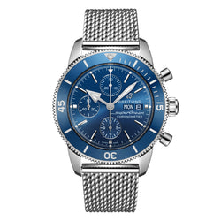 Breitling - Men's Superocean Heritage Chronograph 44 Watch A13313161C1A1