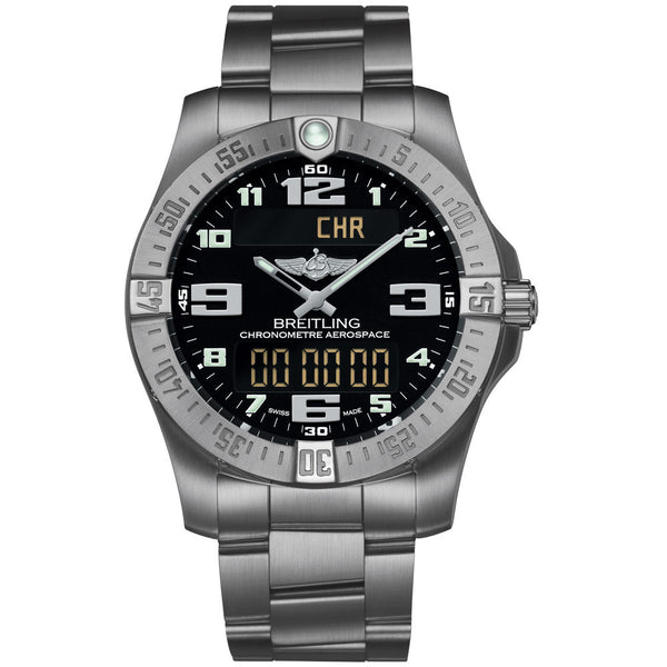 Breitling - Men's Aerospace Evo Watch E7936310/BC27/152E