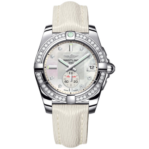 Breitling - Ladies' Galactic 36 Automatic Watch A3733053/A717/236X/A16BA.1