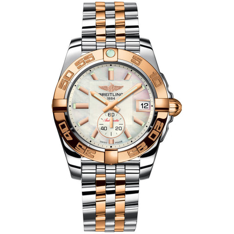 Breitling - Ladies' Galactic 36 Automatic Watch C3733012/A724/376C