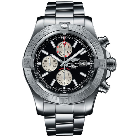 Breitling - Men's Super Avenger II Watch A1337111/BC29/168A