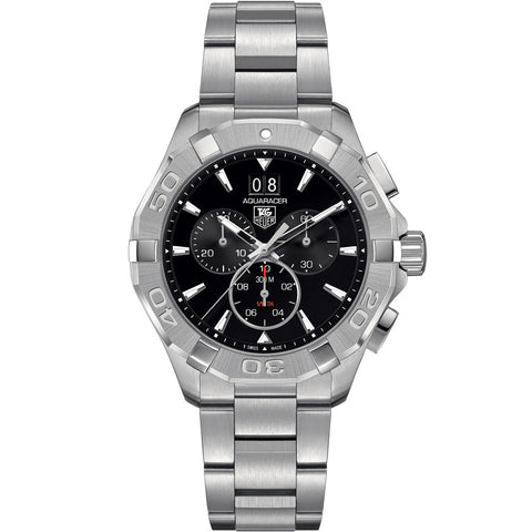 TAG Heuer - Men's Aquaracer Chronograph 43 mm Watch CAY1110.BA0927