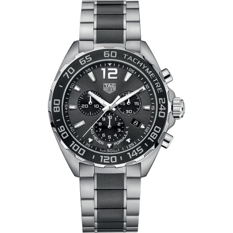 TAG Heuer - Men's Formula 1 Chronograph 43 mm CAZ1011.BA0843