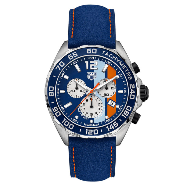 TAG Heuer - Men's Formula 1 Chronograph 43 mm CAZ101N.FC8243