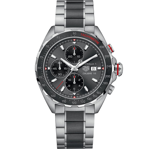 TAG Heuer - Men's Formula 1 Calibre 16 Chronograph 44 mm CAZ2012.BA0970