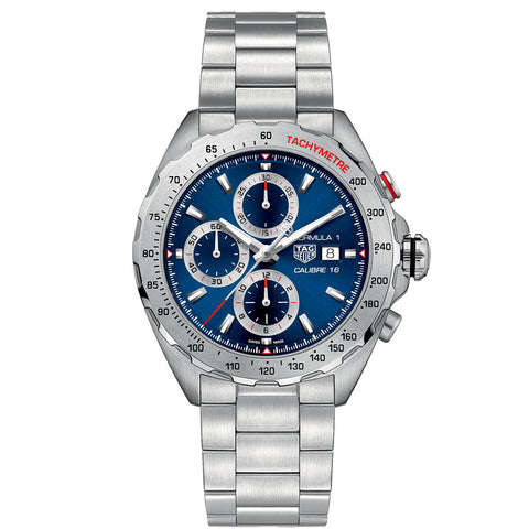 TAG Heuer - Men's Formula 1 Calibre 16 Chronograph 44 mm CAZ2015.BA0876