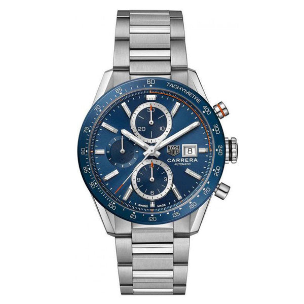 TAG Heuer - Men's Carrera Calibre 16 Automatic Chronograph 41 mm Watch CBM2112.BA0651