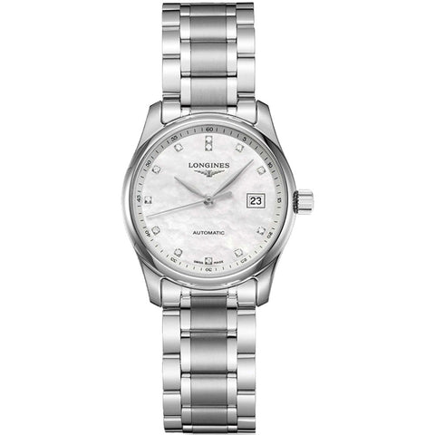 Longines - Ladies' Master Collection Diamond Watch L2.257.4.87.6