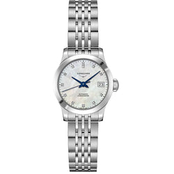 Longines - Ladies' Record Automatic Watch L2.320.4.87.6
