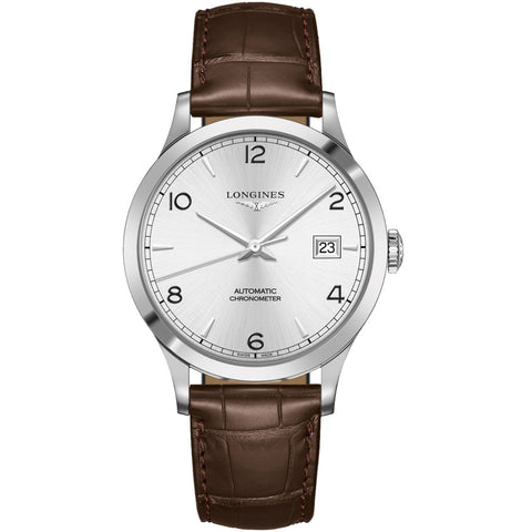 Longines - Men's Record Automatic Watch L2.821.4.76.2