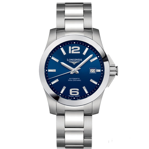 Longines - Men's Conquest Classic Automatic L3.676.4.99.6