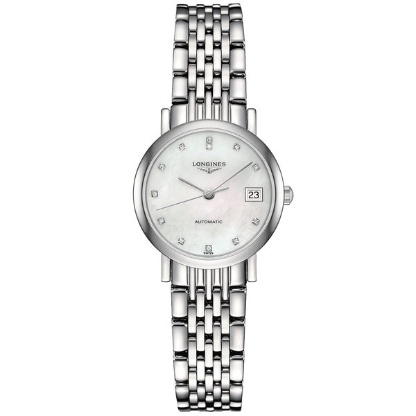 Longines - Ladies' Elegant Automatic L4.309.4.87.6