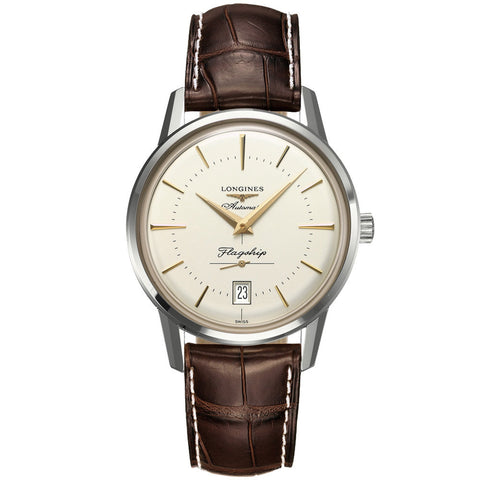 Longines - Men's Flagship Heritage L4.795.4.78.2