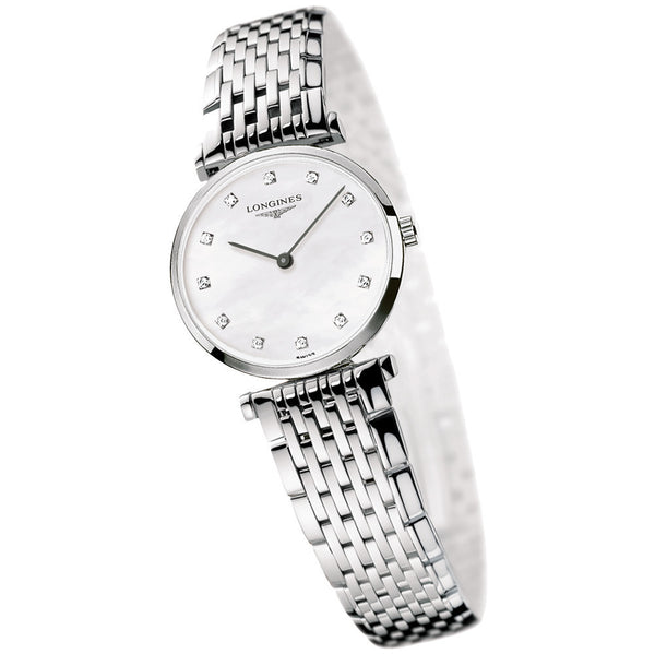 Longines - Ladies' La Grande Classique de Longines Diamond L4.209.4.87.6