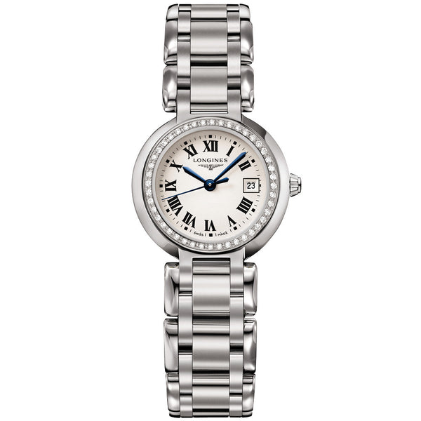 Longines - Ladies' PrimaLuna Diamond L8.110.0.71.6