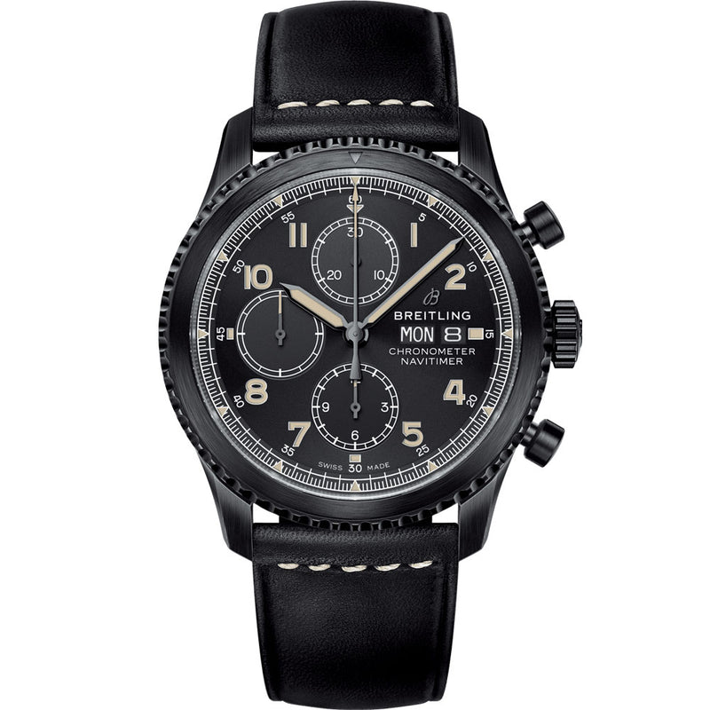 Breitling - Men's Navitimer 8 Chronograph 43 Watch M1331401B1X1
