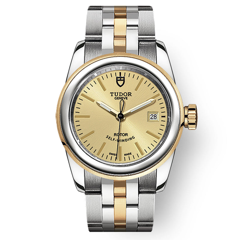 Tudor - Ladies' Glamour Date Watch M51003-0004