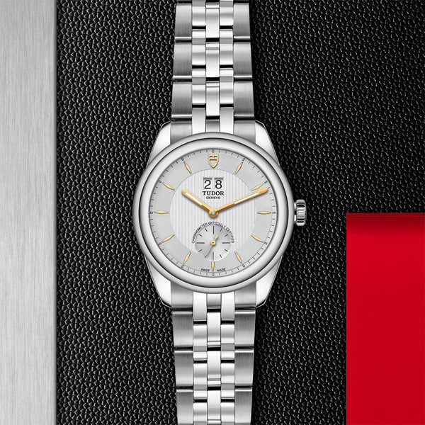 Tudor - Men's Glamour Double Date Watch M57100-0002
