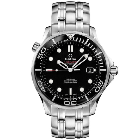 Omega - Men's Seamaster Diver Co-Axial 41 mm Watch 212.30.41.20.01.003