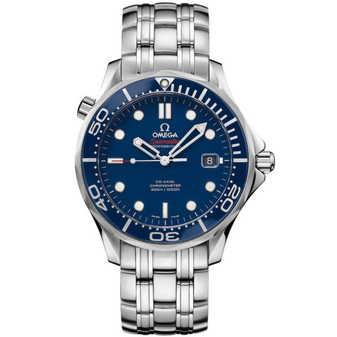 Omega - Men's Seamaster Diver Co-Axial 41 mm Watch 212.30.41.20.03.001