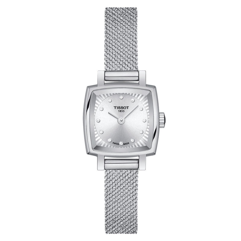 Tissot - Ladies' Lovely Square Watch T058.109.11.036.00