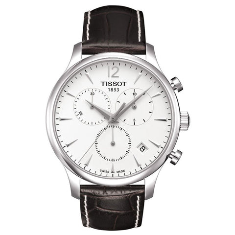 Tissot - Men's Tradition Chronograph Watch T063.617.16.037.00