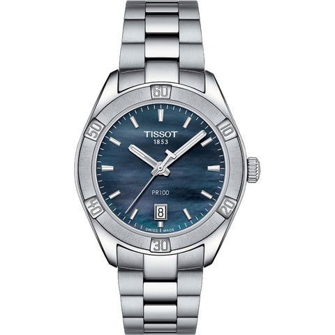 Tissot - Ladies' PR 100 Sport Chic Watch T101.910.11.121.00
