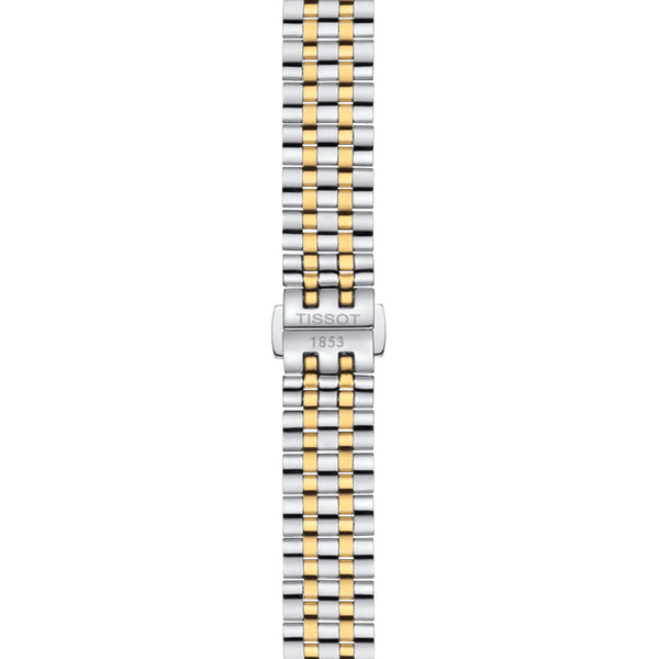 Tissot - Ladies' Carson Quartz Bicolour Watch T122.210.22.033.00