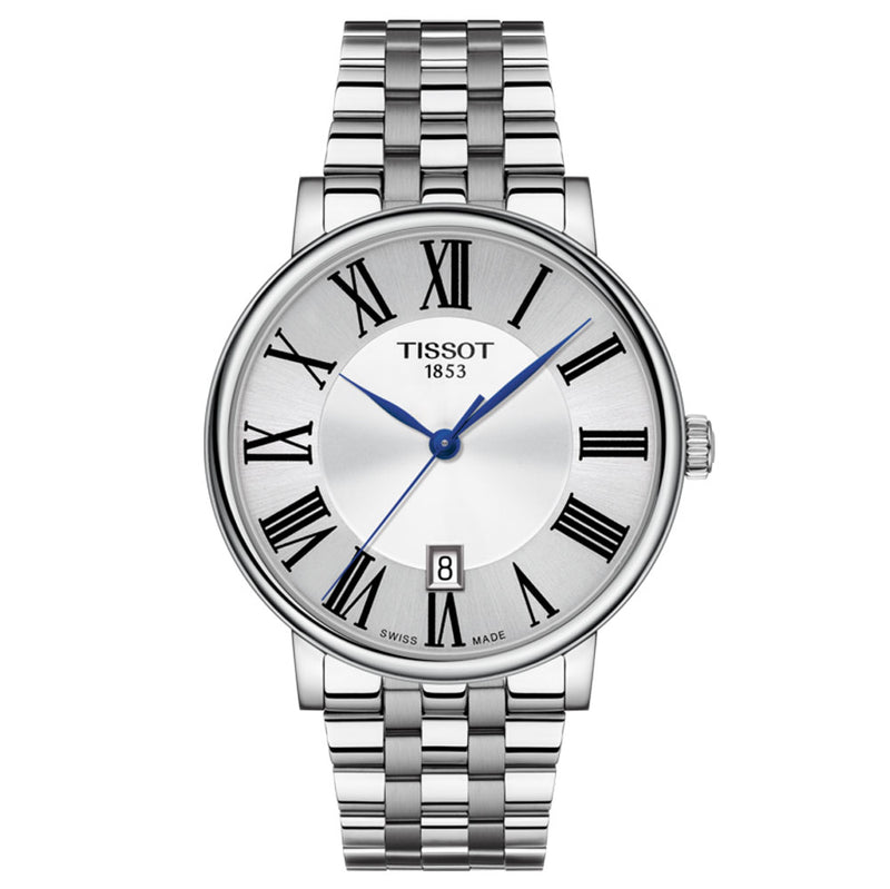 Tissot - Men's Carson Quartz Watch T122.410.11.033.00