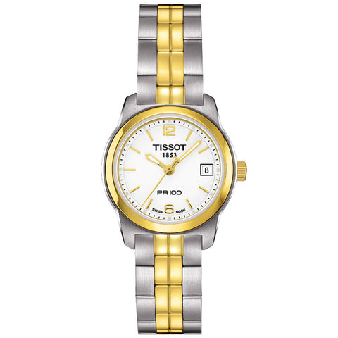 Tissot - Ladies' PR 100 Quartz Steel Watch T049.210.22.017.00