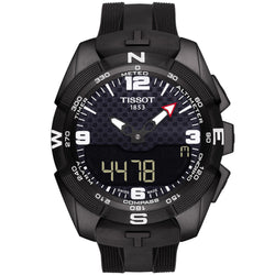 Tissot - Men's T-Touch Expert Solar Watch T091.420.47.057.01