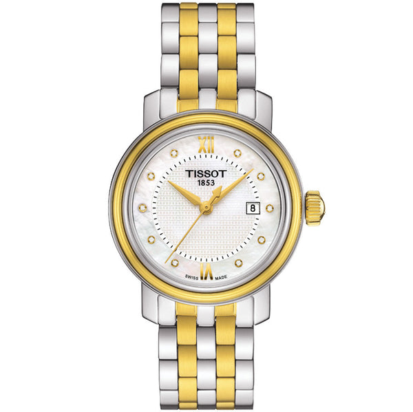 Tissot - Ladies' Bridgeport Quartz Watch T097.010.22.116.00