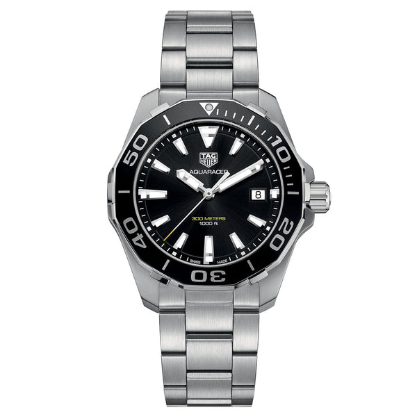 TAG Heuer - Men's Aquaracer 41 mm Watch WAY111A.BA0928