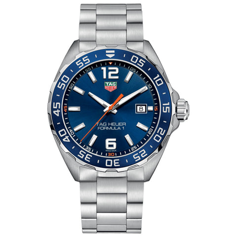 TAG Heuer - Men's Formula 1 43 mm WAZ1010.BA0842