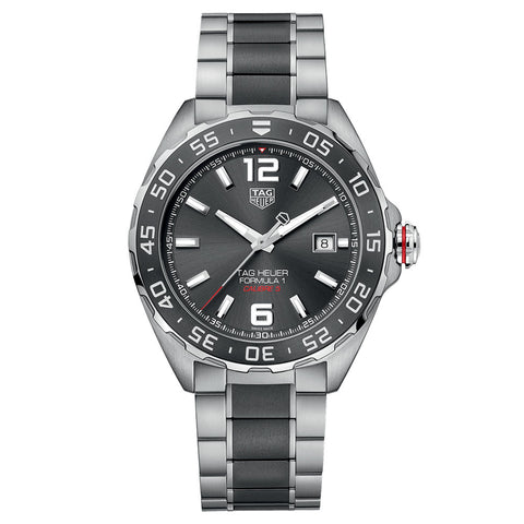 TAG Heuer - Men's Formula 1 Calibre 5 43 mm WAZ2011.BA0843