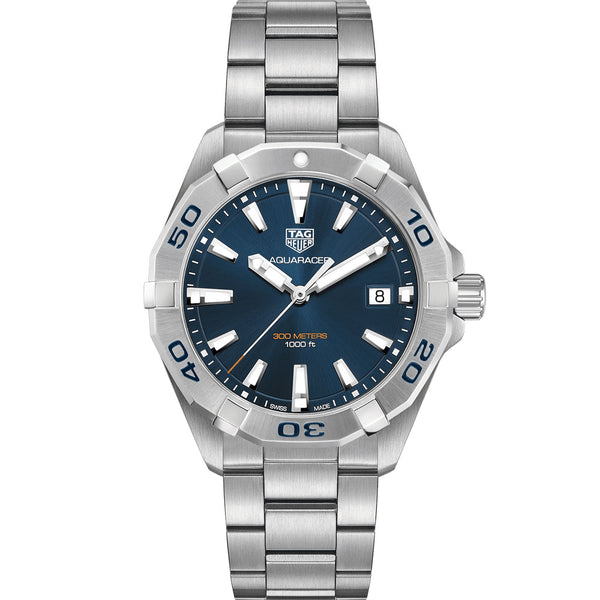 TAG Heuer - Men's Aquaracer 41 mm Watch WBD1112.BA0928