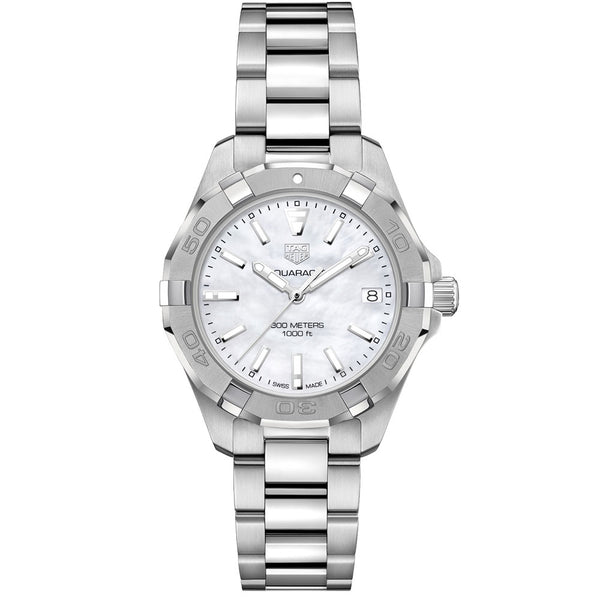 TAG Heuer - Ladies' Aquaracer Swiss Quartz 32 mm WBD1311.BA0740