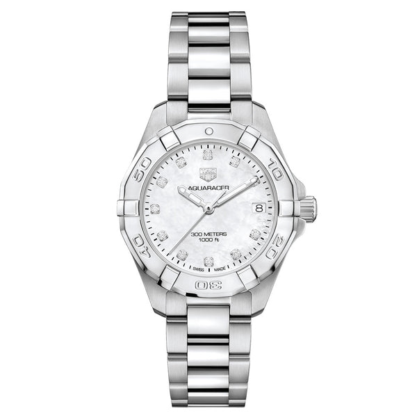 TAG Heuer - Ladies' Aquaracer Swiss Quartz 32 mm WBD1314.BA0740