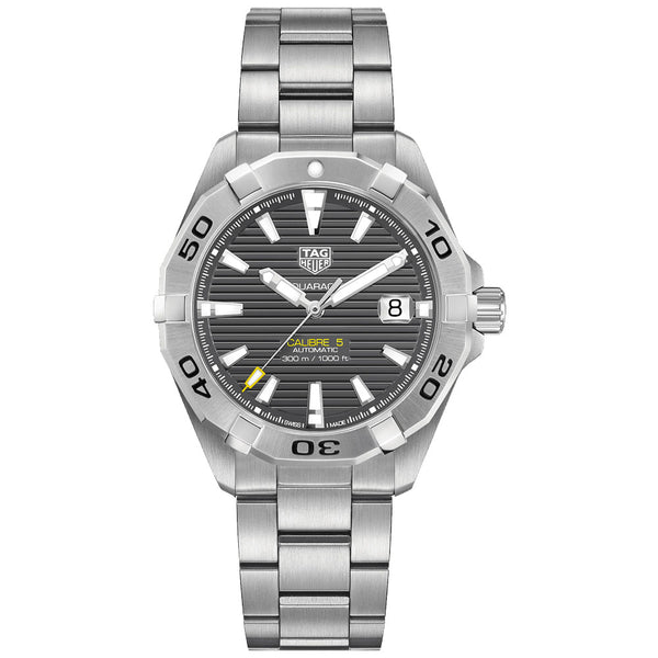 TAG Heuer - Men's Aquaracer Calibre 5 Automatic 41 mm Watch WBD2113.BA0928