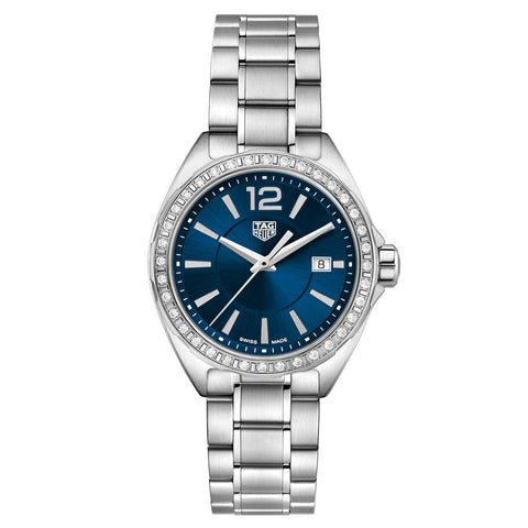 TAG Heuer - Ladies' Formula 1 Steel & Diamond Bezel 32 mm Watch WBJ1416.BA0664