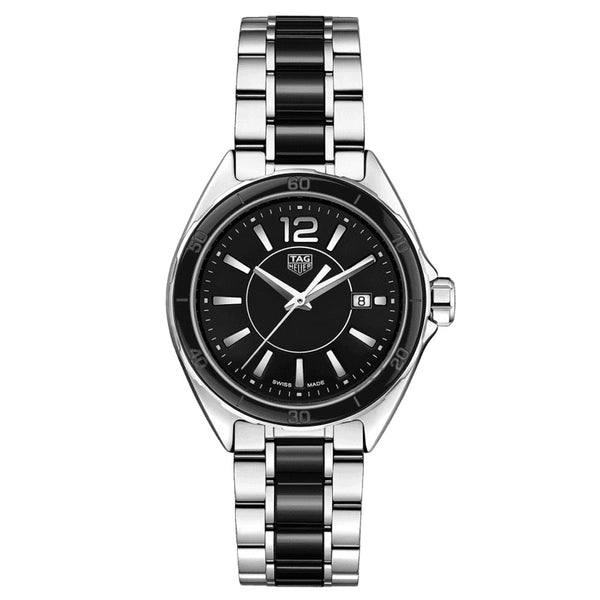 TAG Heuer - Ladies' Formula 1 Steel and Ceramic 32 mm Watch WBJ141AA.BA0973