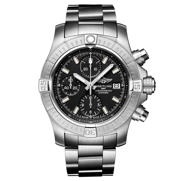 Breitling - Men's Avenger Chronograph 43 Watch A13385101B1A1