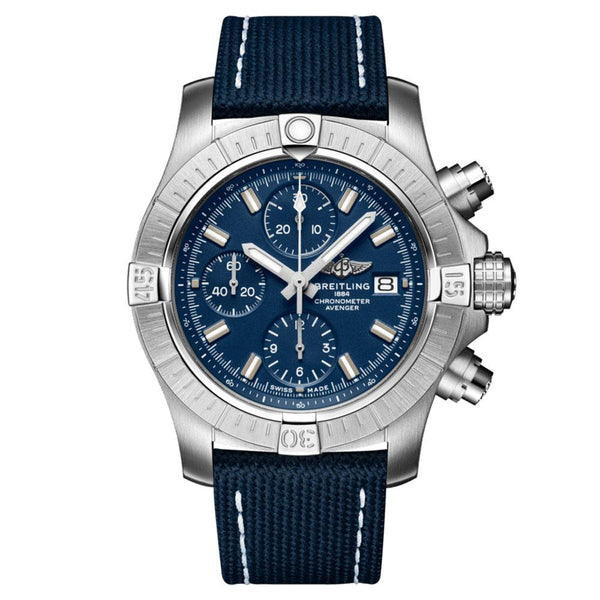 Breitling - Men's Avenger Chronograph 43 Watch A13385101C1X1