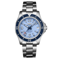 Breitling - Ladies' Superocean Automatic 36 Watch A17316D81C1A1