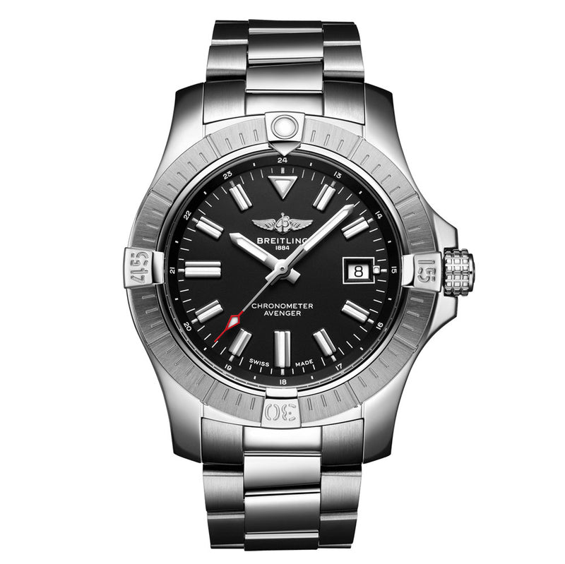 Breitling - Men's Avenger Automatic 43 Watch A17318101B1A1