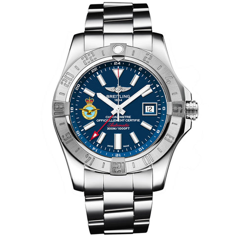 Breitling - Men's Avenger ll GMT RAF100 Limited Edition Watch A323905A/C981/170A