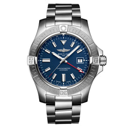 Breitling - Men's Avenger Automatic 45 GMT Watch A32395101C1A1
