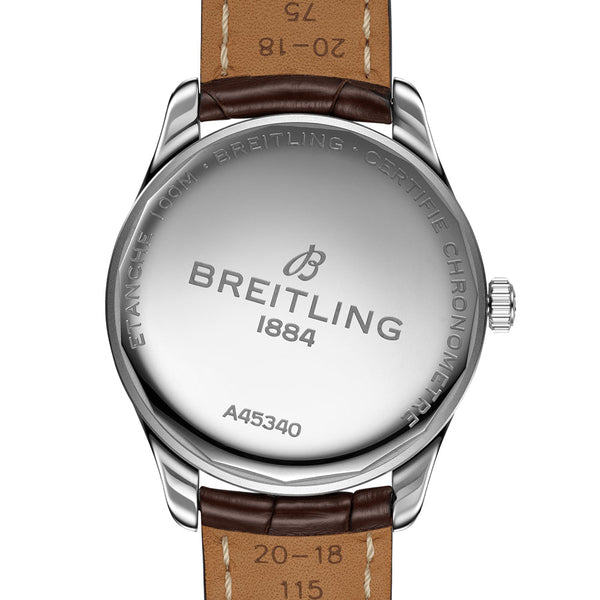 Breitling - Men's Premier Automatic 40 Day Date Watch A45340211G1P1
