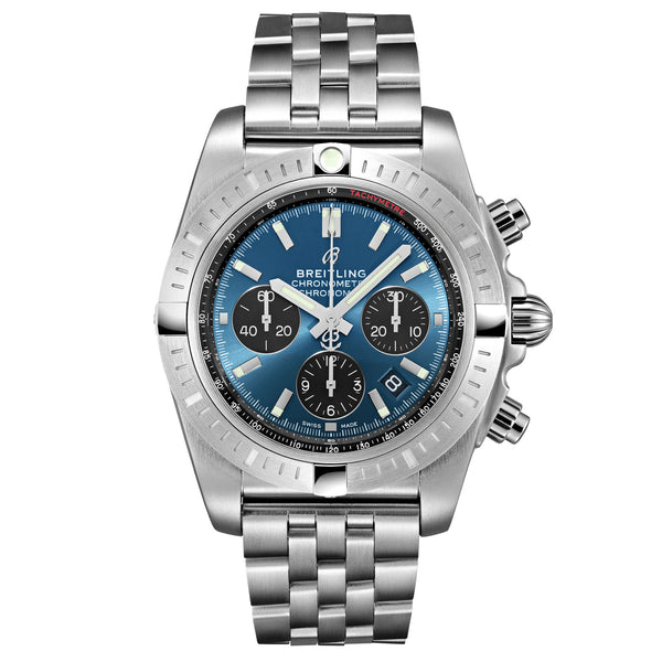 Breitling - Men's Chronomat B01 Chronograph 44 Watch AB0115101C1A1