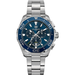 TAG Heuer - Men's Aquaracer Chronograph 43 mm Watch CAY111B.BA0927